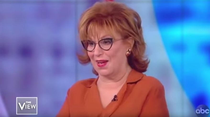 "Joy Behar of ABC's ""The View"" gives advice to Democrats running for president, Nov. 4, 2019. (Image: ABC, ""The View"" screenshot)"
