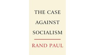 'The Case Against Socialism' (book jacket)