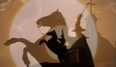 """CBS Television has inked a deal for a new """"Zorro"""" series starring a female protagonist. (Image: YouTube, Sony Pictures Home Entertainment India, """"Mask of Zorro"""" theatrical trailer)"""