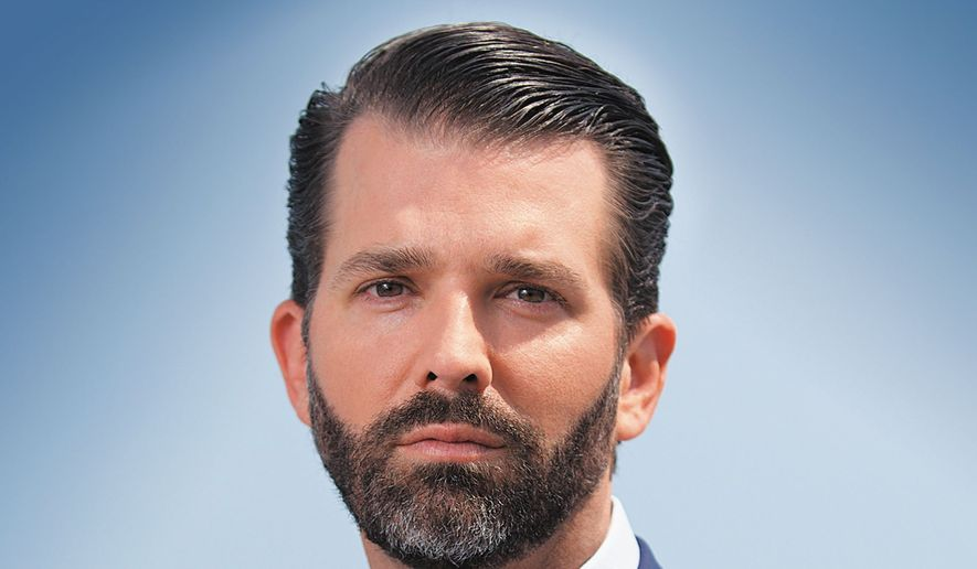 """Donald Trump Jr.'s new book, """"Triggered: How the Left Thrives on Hate and Wants to Silence Us"""""""