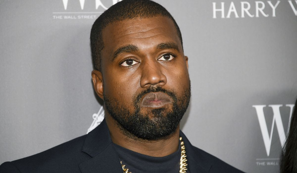 photo image Kanye West claims he'll run for president in 2024: 'What y'all laughing at?'