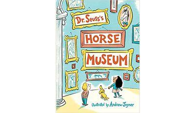 'Dr. Seuss's Horse Museum' (book jacket)