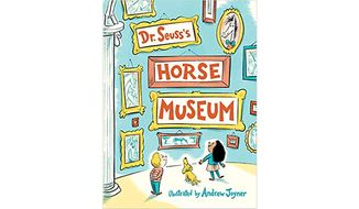 'Dr. Seuss's Horse Museum' (book jacket)