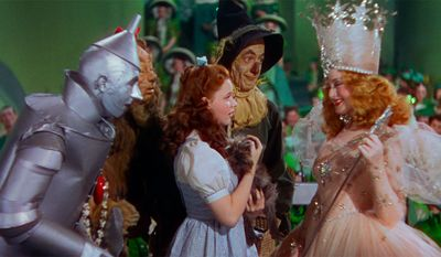 The Wizard of Oz (Courtesy Warner Bros. Home Video)