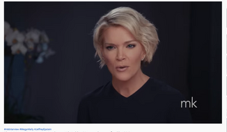 Screen capture from the Nov. 8, 2019 YouTube video of Megan Kelly's interview with fired CBS producer Ashley Bianco. (YouTube/Megyn Kelly) [https://www.youtube.com/watch?v=87PVEXMN5qE]