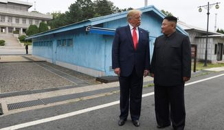 U.S. and South Korean officials held a strategy meeting during the 2019 Moscow Nonproliferation Conference to discuss ways to renew talks between the U.S. and North Korea that broke down last month. (ASSOCIATED PRESS)