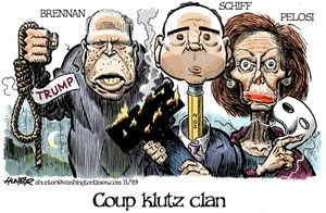 Coup klutz clan
