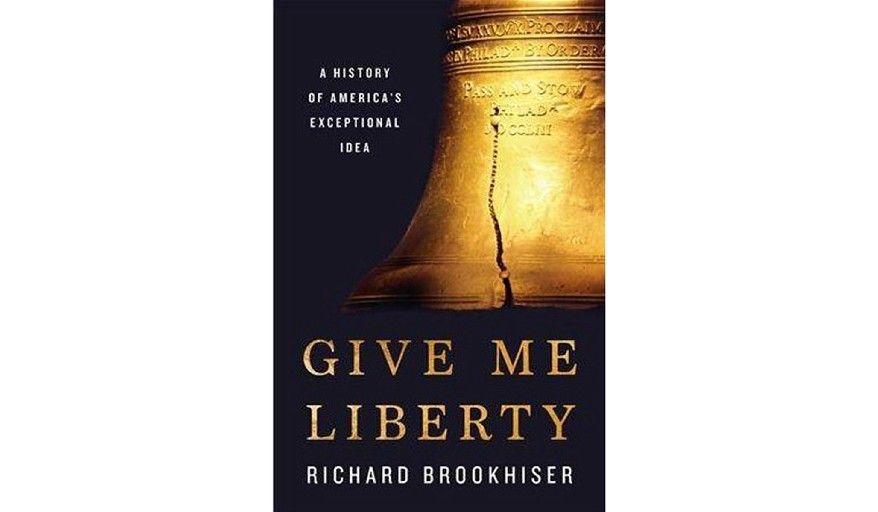 'Give Me Liberty' (book jacket)