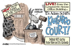 Kangaroo Court!