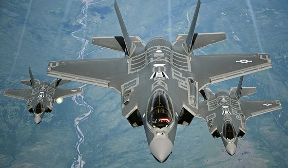 Danger zone: U.S. finds F-35 breakup with frenemy is hard to do
