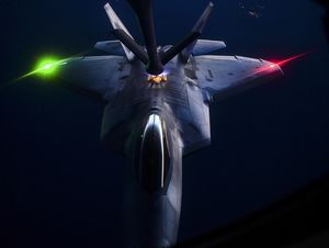 Under the radar: U.S. stealth aircraft