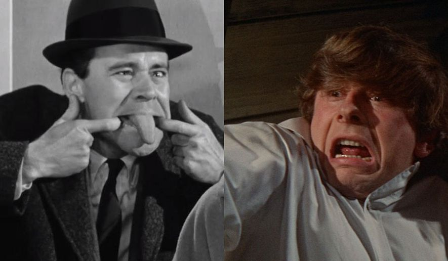 """Jack Lemmon stars as Joe Clay in """"Days of Wine and Roses"""" and Roman Polanski stars as Alfred in """"The Fearless Vampire Killers,"""" both available in the Blu-ray format from the Warner Archive Collection."""