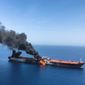 The creation of the Pentagon's Coalition Task Foce has coincided with the decilne of Iranian attacks on ships in the Strait of Hormuz and has left Tehran searching for a new strategy to challenge U.S. power in the region. (ASSOCIATED PRESS)