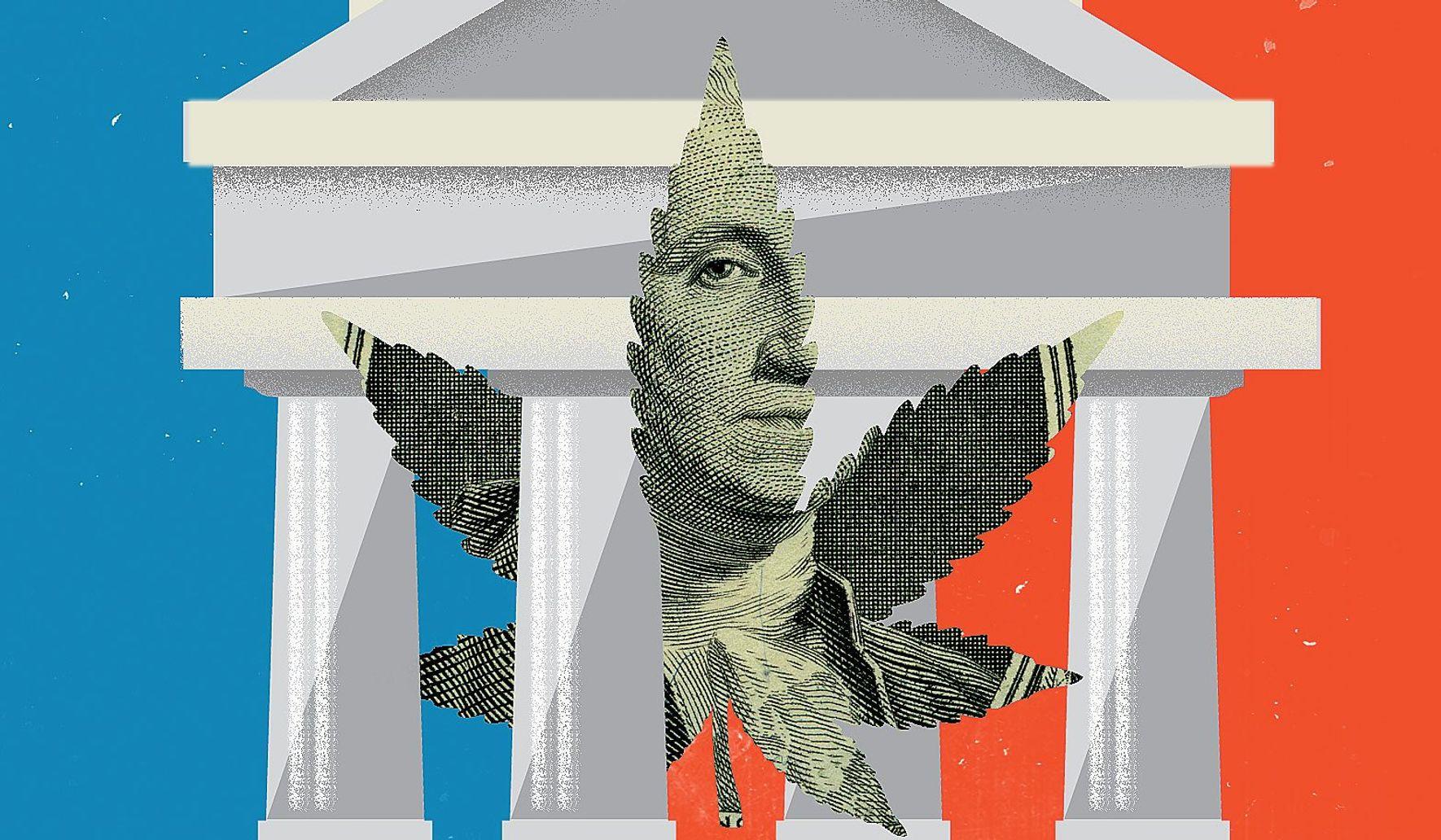 Congress can fix legal marijuana business banking problem