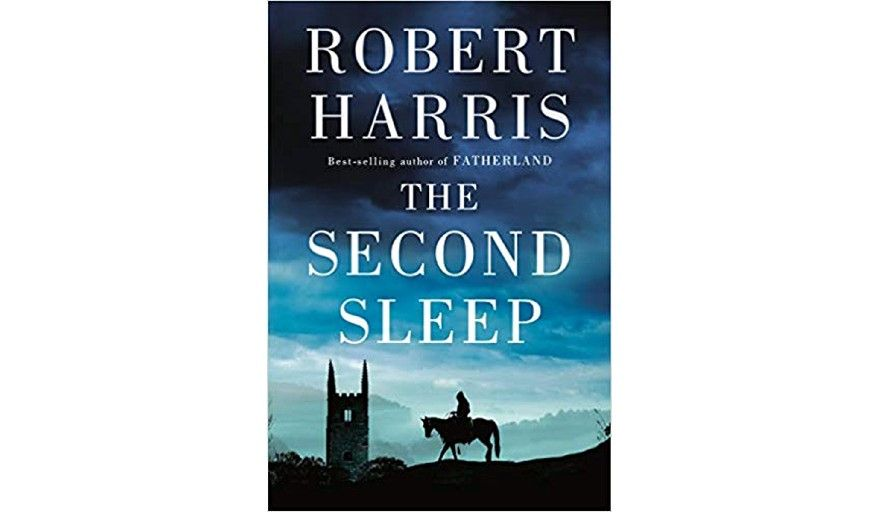 'The Second Sleep' (book jacket)
