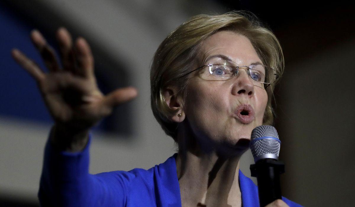 Elizabeth Warren: 'Wealth tax' will unite nation