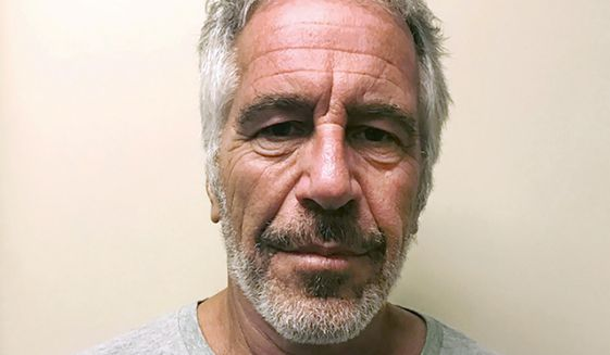 This March 28, 2017, file photo, provided by the New York State Sex Offender Registry, shows Jeffrey Epstein. Lawyers for the estate of Jeffrey Epstein want to set up a fund to compensate women who have accused him of sexual abuse. The estate filed papers in the U.S. Virgin Islands on Thursday asking a court there to approve the voluntary claims program. (New York State Sex Offender Registry via AP, File) **FILE**