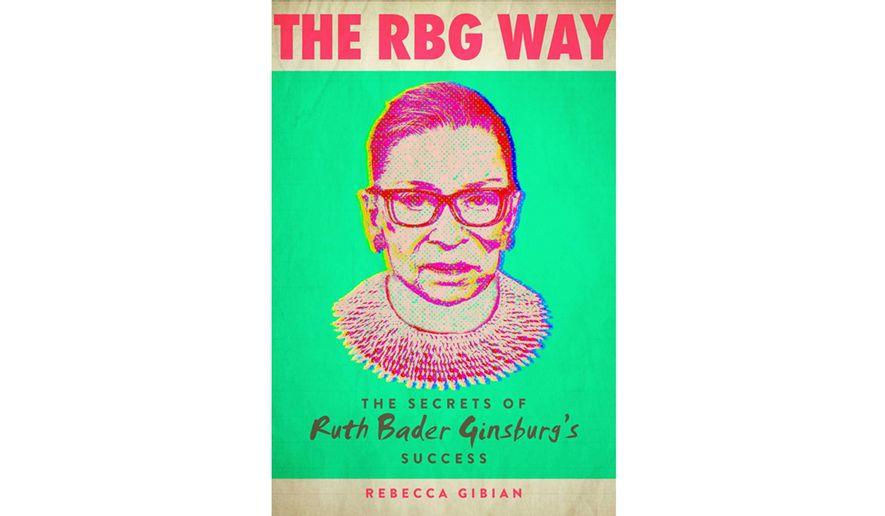 'The RBG Way' (book jacket)