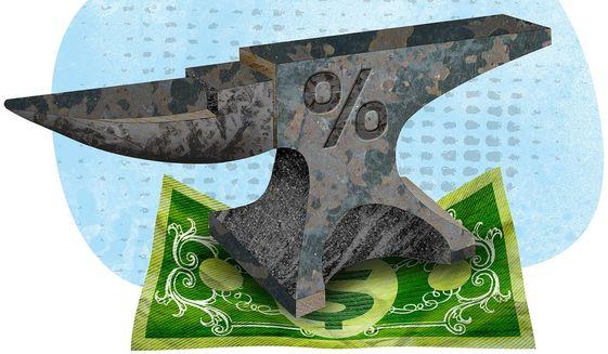 Democrat Platform Wealth Tax Illustration by Greg Groesch/The Washington Times