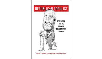 'Republican Populist' (book jacket)