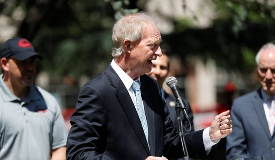 D.C. Council member Jack Evans' lawyers assert he did not violate conflict of interest in rebuttal to investigators' claims that his private consulting firm influenced his decisions as a public official. (ASSOCIATED PRESS)