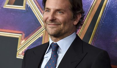 Bradley Cooper received a Bachelor's in English from Georgetown University