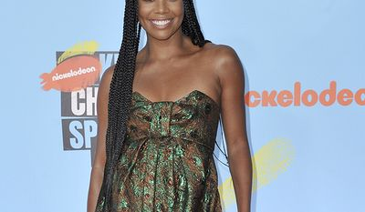 Gabrielle Union has a Bachelor of Science in Sociology from UCLA
