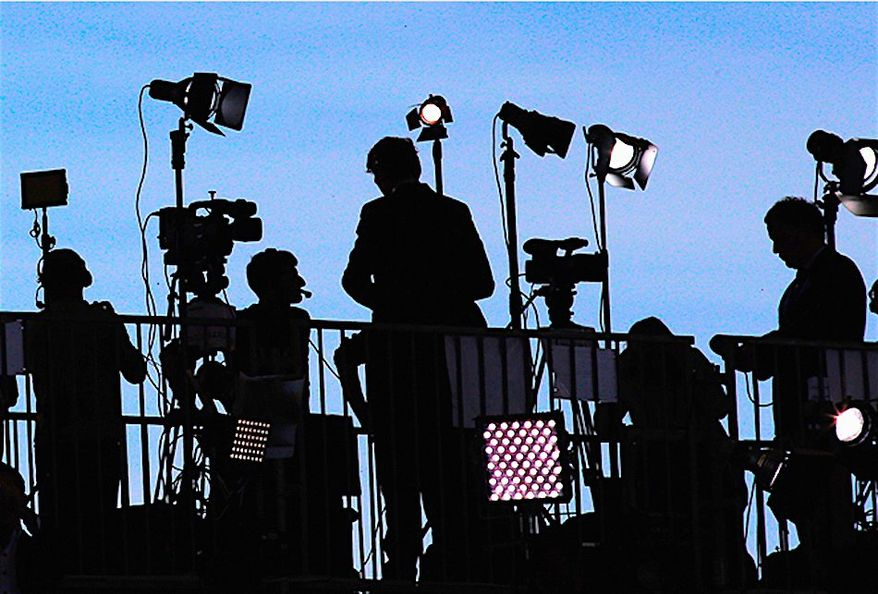 Boring impeachment hearings? That's what now confronts the media, which was counting on some excitement to spice up the events. (ASSOCIATED PRESS)