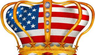 American Crown Illustration by Greg Groesch/The Washington Times