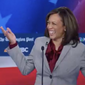 Joe Biden's claim caused an eruption of laughter among the Atlanta audience given that Kamala Harris was standing onstage a few feet away from Mr. Biden. (MSNBC)