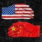 China-USA Strategy Illustration by Greg Groesch/The Washington Times