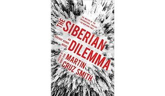 'The Siberian Dilemma' (book jacket)