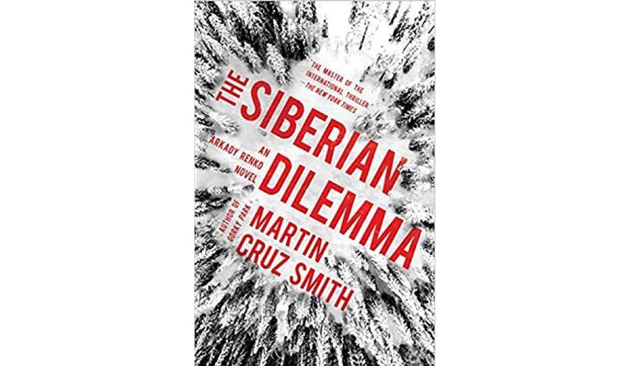 'The Siberian Dilemma' (book jacket)