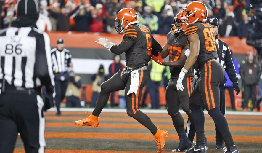 Browns Enter Season S Stretch Changed After Garrett Incident