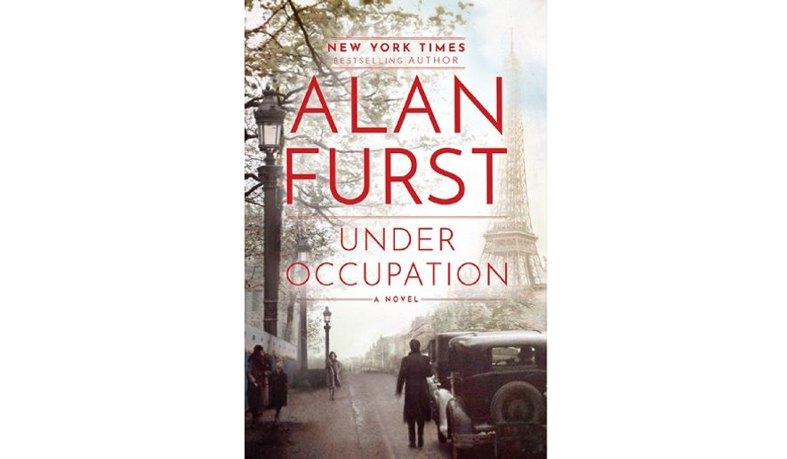 'Under Occupation' (book jacket)