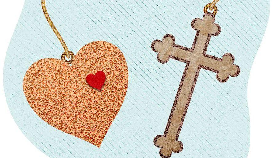 Grateful Heart Illustration by Greg Groesch/The Washington Times
