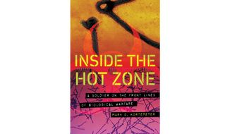 'Inside the Hot Zone' (book cover)