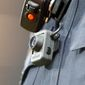 A pilot program allowing local police officers serving on federal task forces to wear body cameras got mixed responses from police chiefs. (Associated Press)