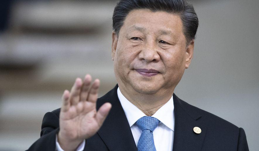 Chinese President Xi Jinping (Associated Press)