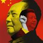 Mao and Hong Kong Today Illustration by Linas Garsys/The Washington Times