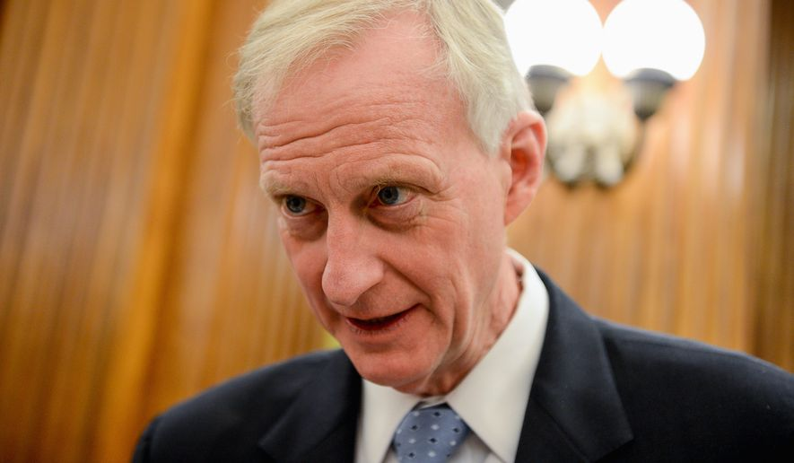 Jack Evans is the D.C. Coucil's longest-serving lawmaker of uninterrupted service, having first won the Ward 2 council seat in 1991. (The Washington Times)