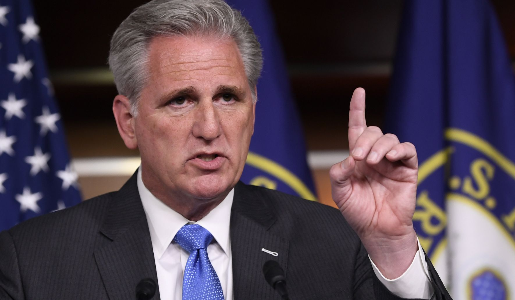 Rep. Kevin McCarthy to vulnerable House Democrats: Pelosi 'just gave up your job'