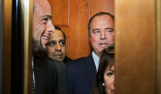 Rep. Adam B. Schiff, California Democrat, has become more visible because of his role in the impeachment inquiry. (Associated Press)