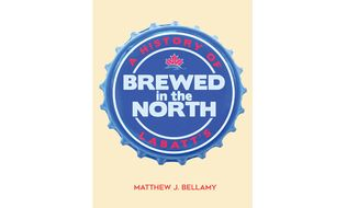 'Brewed in the North' (book jacket)