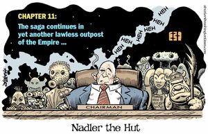 Nadler the Hut
