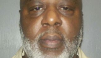 "This undated photo provided by South Carolina Department of Corrections show inmate Oscar James Fortune, who has spent 13 years in a South Carolina prison, had his murder conviction overturned because a prosecutor suggested in his closing argument all defense lawyers lie. The state's Supreme Court ruled Wednesday, Dec. 4, 2019, that those comments were ""blatantly improper"" because one of the foundations of the U.S. legal system is jurors decide the truth, and that Fortune should get a new trial. (South Carolina Department of Corrections via AP)"