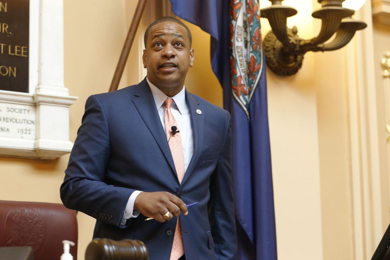 Va. Lt. Gov. Justin Fairfax seeks registration extension after online voter portal fails