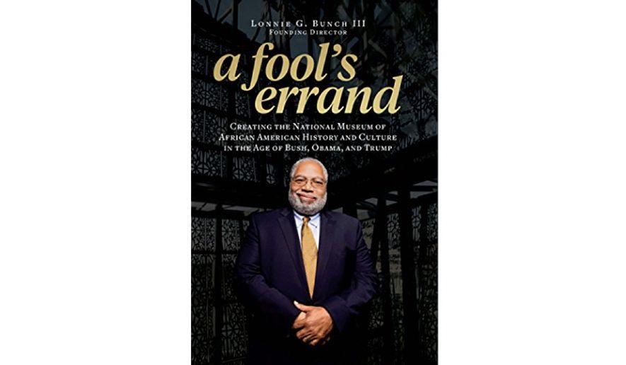 'A Fool's Errand' (book cover)