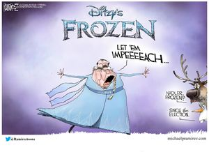 Ditzy's Frozen