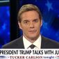 Fox News anchor Bill Hemmer will assume control of the networks 3 p.m. news hour. (Fox News video screenshot) ** FILE **
